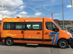 Proxibus : le transport à la demande
