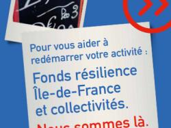 Fonds Résilience Ile-de-France et collectivités