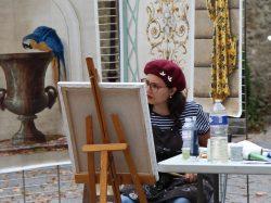 """Retour sur la manifestation """"Les Peintres dans la rue"""""""